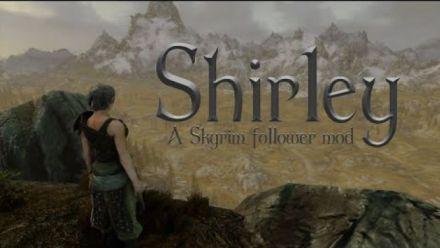 Shirley - A Skyrim follower mod (vidéo de Daniel Kemp)