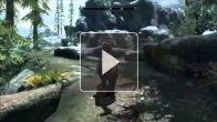The Elder Scrolls V Skyrim - vidéo de combats