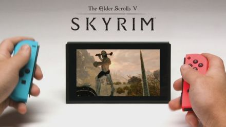 Vid�o : The Elder Scrolls V: Skyrim - Nintendo Switch -Trailer