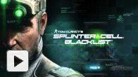 SPlinter Cell Blacklist : retour aux sources en vidéo