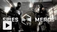 Splinter Cell: Blacklist - Spies vs. Mercs Reveal Trailer