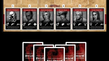Vidéo : Deadly Premonition board game - Kickstarter Trailer
