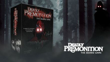 Vidéo : Deadly Premonition board game - Teaser