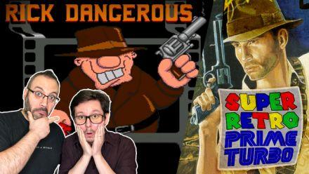 Vid�o : Super Retro Prime Turbo : Traz et Plume affrontent Rick Dangerous