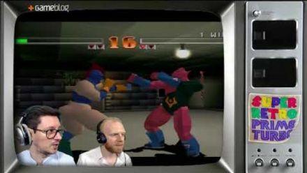 Vidéo : Super Retro Prime Turbo : Tobal n°1 et 2, c'était quand même de la balle