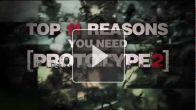 Prototype 2 : Onze raisons de vouloir Prototype 2