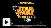 Vidéo : Pinball FX 2 - Teaser Star Wars