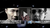 Vid�o : Gran Turismo 5 Demo : Kazunori vs Poufy