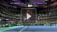 Vid�o : Virtua Tennis 4 : Publicité Kinect