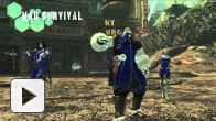 Vidéo : Anarchy Reigns : Mad Survival Trailer