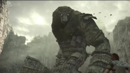 Vid�o : Shadow of the Colossus - Trailer PS4