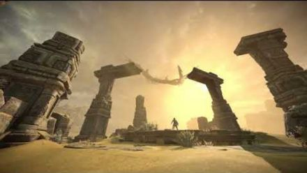 Vid�o : Shadow of the Colossus : Trailer graphique