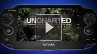 vidéo : PS Vita Europe - Uncharted : Golden Abyss