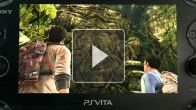 Uncharted Golden Abyss (PS Vita) : le trailer de lancement