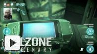 vid�o : Killzone Mercenary : Sky Fury Gameplay