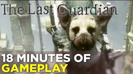 The last Guardian - Extrait gameplay TGS 2016