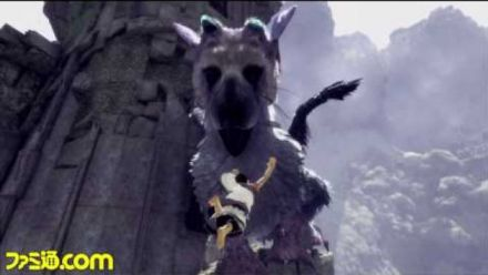 The Last Guardian - Gameplay Famitsu
