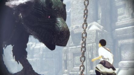 Trailer Action pour The Last Guardian