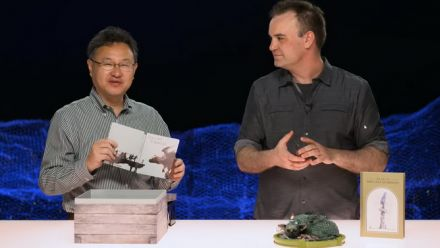 The Last Guardian : Unboxing de la Collector Edition par Shuhei Yoshida