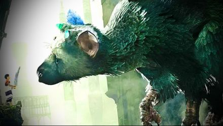 The Last Guardian : trailer TGS 2016