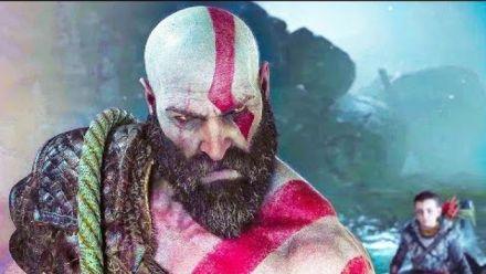 God of War - Be a Warrior E3 2017 gameplay