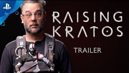 Vidéo : Raising Kratos Trailer