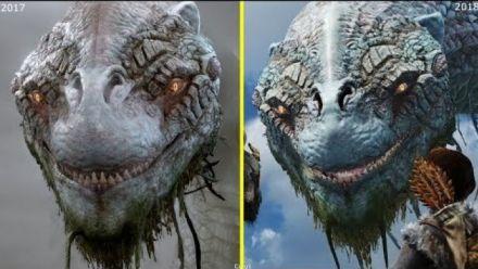 God of War : comparo des trailers par Cycu1