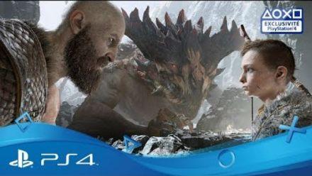 God of War : Bande-annonce narrative trailer