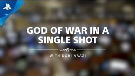 God of War : Des cut-scenes en plan-séquence
