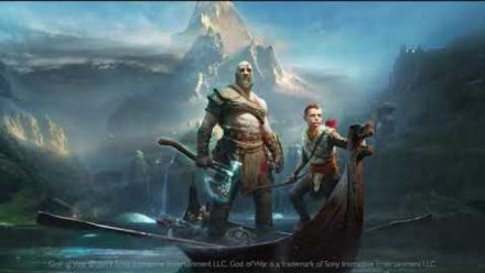 Vidéo : God of War : The Card Game - Annonce