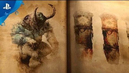 Vid�o : God of War : Trailer du Fire Troll