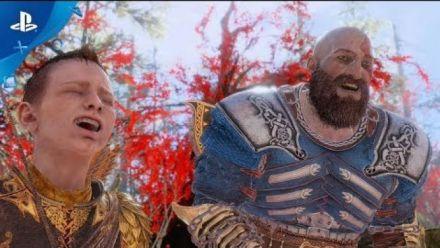 Vidéo : God of War : Thank You