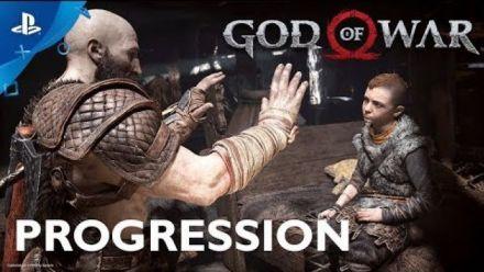 God of War : Un système de combat sur-mesure