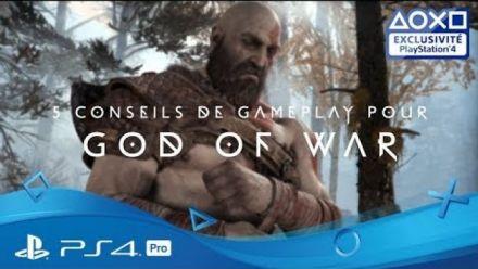 Vidéo : God of War : Les Conseils de Cory Barlog