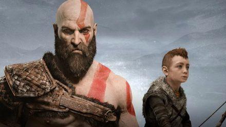 Découverte de God of War en LIVE sans spoilers (Replay)