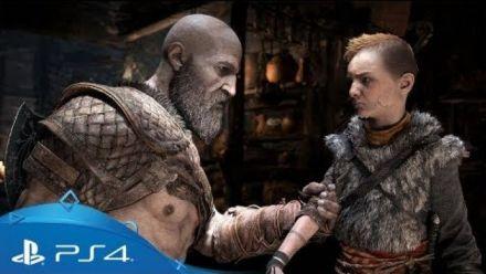 God of War : Fighting with Atreus