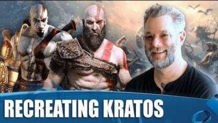 "Vid�o : God of War : Interview de Cory Barlog ""Recreating Kratos"""