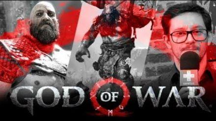 God of War : Voici nos impressions après 3 heures de jeu
