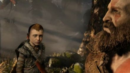God of War  4 - E3 2016 Gameplay Trailer - PS4
