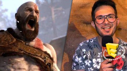 E3 2016 : Impressions de la démo de God of War PS4