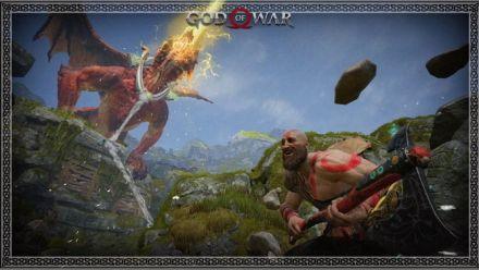 God of War : Aperçu du Mode Photo