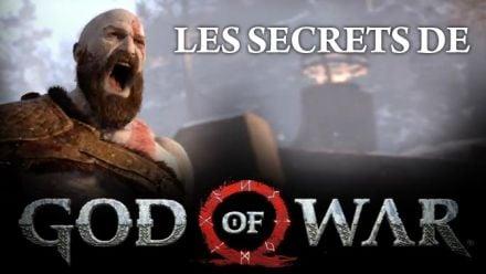 Vid�o : God of War PS4 : découvrez les secrets cachés de la vidéo