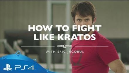 God of War : Comment se battre comme Kratos avec Eric Jacobus