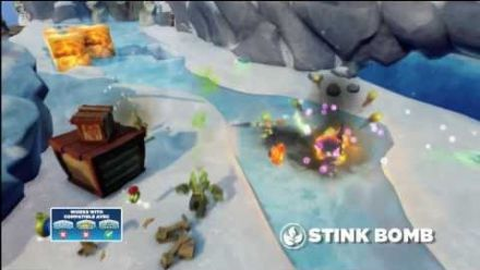 Meet the Skylanders: Stink Bomb