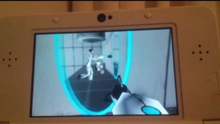 Vid�o : Portal 3DS : alpha demo