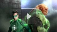 Vidéo : Green Lantern : Rise of the Manhunters trailer