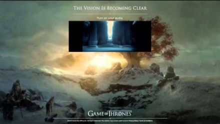 Vidéo : Game of Thrones - Teasser Saison 5