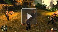 vidéo : Risen 2 : Dark Waters - Vidéo In-game - Capitaine Barbe d'Acier