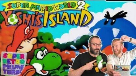 Vid�o : Super Retro Prime Turbo : Cap sur Yoshi's Island avec Traz et Thomas