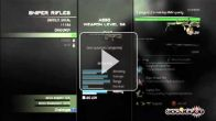 vidéo : Call of Duty: Modern Warfare 3 - Sniper Rifles and Light Machine Gun Menu Gameplay Video (Xbox 360)